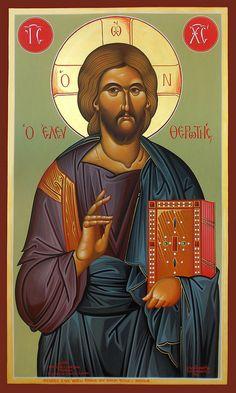 ΙΣ Χριστός ο Ελευθερωτής,