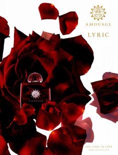 Amouage | LYRIC Woman - wokół głębokiej róży damasceńskiej unosi się dymny obłok kwiatów, przypraw i drzew. Zapach otula pachnącą chmurą i nie pozwoli, aby ktokolwiek przeszedł obok Ciebie obojętnie.