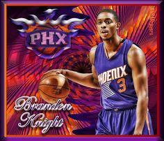 NBA player edit - Brandon Knight