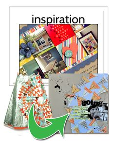 75+ Links for Finding and Using Scrapbook Page Inspiration by Get it Scrapped!