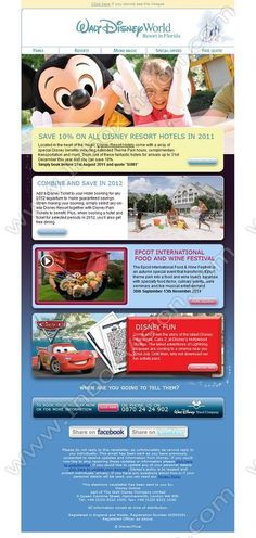 Company: The Walt Disney Co Ltd (UK)   Subject: norman, 2011 magical offer.         INBOXVISION, a global email gallery/database of 1.5 million B2C and B2B promotional email/newsletter templates, provides email design ideas and email marketing intelligence. www.inboxvision.c... #EmailMarketing  #DigitalMarketing  #EmailDesign  #EmailTemplate  #InboxVision  #SocialMedia  #EmailNewsletters