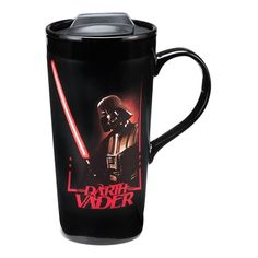 Star Wars™ Darth Vader? Heat Reactive Ceramic Travel Mug. Starting at $19