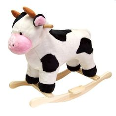 44% OFF Cow Plush Rocking Animal # #KidsBaby #ToysGamesBooks