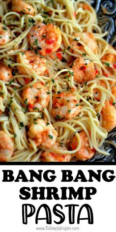 Best Shrimp Recipes, Shrimp Recipes For Dinner, Fish Recipes, Seafood Recipes, Cooking Recipes, Shrimp Fettucini Recipes, Seafood Pasta, Seafood Dinner, Seafood Salad