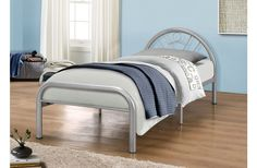 Birlea Solo Metal Bed Frame
