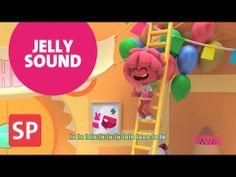 """Canción con subtitulo en español para cumpleaños: """"Eres Genial""""- Jelly Jamm"""