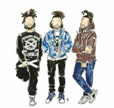 drawing, the weeknd and xo image on We Heart It Forest Hills Drive, House Of Balloons, Kiss Land, Abel Makkonen, Abel The Weeknd, Beauty Behind The Madness, Celebrity Drawings, Music Love, Love Of My Life