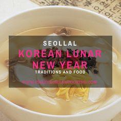 Seollal: Korean Lunar New Year Traditions and Food Easy Korean Recipes, New Recipes, Holiday Recipes, New Years Traditions, Holiday Traditions, Authentic Korean Food, Korean Traditional Food, Korean Holidays, Korean New Year