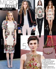 Microtrend: Needlepoint