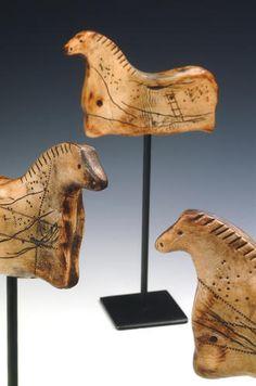 Luann Udell: Sculpture - Turn into a Pendant