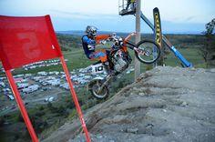 Team Whitlock Racing at the American Hillclimb in Billings, Montana