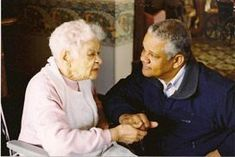 Read how one woman used an elder care referral service to find a nursing home for her aunt. #elderlycaremotivation