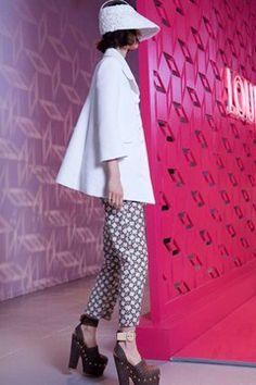 Louis Vuitton Spring/Summer 2013 Runway