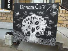 Cafe in Minsk