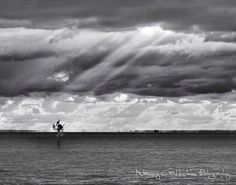 After The Storm, Chesapeake Bay Off Fort Monroe, Virginia