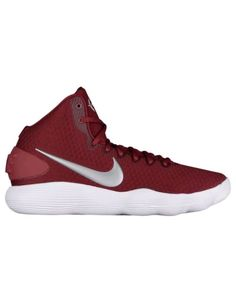 timeless design 1609d 3e682 NEW Nike Hyperdunk 2017 TB Men s Basketball Shoes Team Red Silver 897808  601   eBay