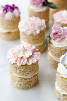 Mini Layer Cake Tutorial