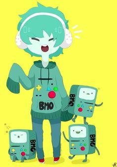 #AdventureTime #BMO