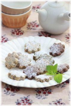 一度に3種類出来ちゃう チアシードとオリーブオイルのクッキー。 | よめ膳@YOMEカフェ
