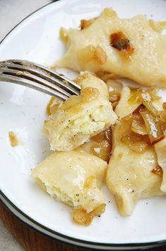 Polish Recipes, Polish Food, Camembert Cheese, Pancakes, Pierogi, Cooking Recipes, Ideas, Pasta Meals, Food Dinners