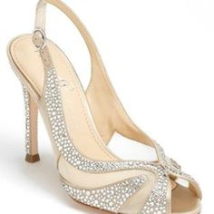 Ivanka Trump 'Galantz' wedding shoes look just like the louboutins (minus the red sole) but for a fraction of the cost
