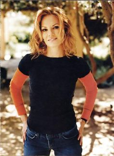 marg helgenberger young - Google Search