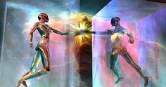 Voici les différentes étapes d'une relation entre des flammes jumelles âme soeurs Les flammes jumelles se reconnaissent au niveau de l'âme et ont