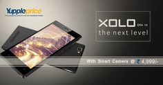 Buy #XoloEra1X Smartphone for Rs.4999/ only. Hurry! Limited #offer!  #XoloEra1XLaunched