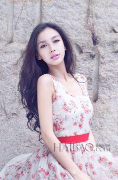 Mujeres hermosas de China. Chinese Beautiful Women
