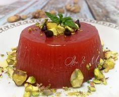 Gelo d'anguria, dolci siciliani | Oltre le Marche