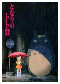 My Neighbor Totoro (1988) Film Poster