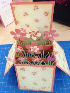 Card in a box von Irene Sch.