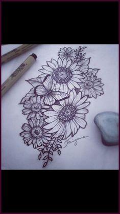 Dope Tattoos, Pretty Tattoos, Leg Tattoos, Body Art Tattoos, Small Tattoos, Cute Thigh Tattoos, Tatoos, Side Piece Tattoos, Upper Thigh Tattoos