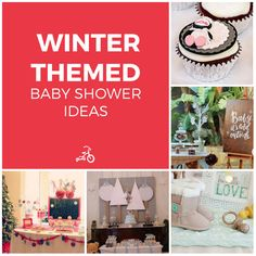 10 Epic Winter Baby Shower Themes