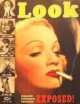Marlene Dietrich - Look Magazine [United States] (19 July 1938)