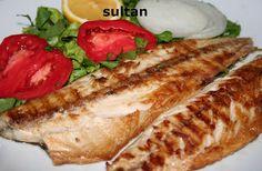 uskumru balığı nasıl pişirilir | SULTAN YEMEK TARİFLERİ