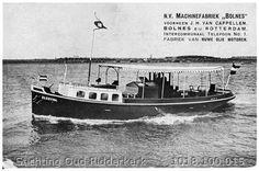 Foto's Stichting Oud Ridderkerk : 100.N.V.Mach.Fabr. Bolnes v.h.J.v.d.Capellen…