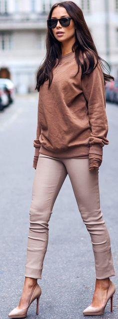#fall #street #style | Fall Nudes