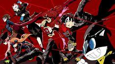 46 Best Persona 5 Wallpapers Images Persona 5 Persona Akira Kurusu