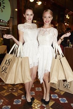 Lover and 1891 gift bags at Evening With Our Designers 2013 at Strand Arcade, featuring the launch of the 1891 publication, the We Are The Makers series, and our SS13 campaign. #fashion #event #EWOD #strandarcade #lover #1891