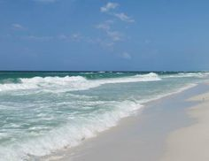 Destin, Florida. I want to be here.