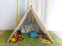 I can't wait to have kids so I can build this for them!