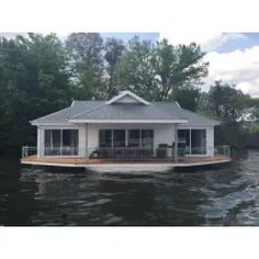 Water - Luxury Houseboat Experience | Overnight for Four | Vaal River for sale in Johannesburg (ID:394081250) Luxury Houseboats, Floating House, Style Guides, Shed, Outdoor Structures, River, House Styles, Floating Homes, Barns