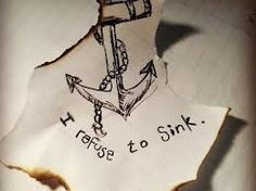 Hope Warrior Refuse to Sink