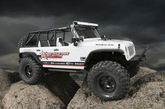 Axial RTR SCX10 Jeep Wrangler Unlimited C/R Edition