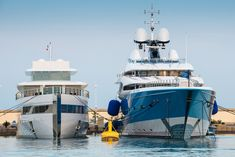 venus yacht | Venus and Madame Gu meet for the first time - Seatech Marine Products / Daily Watermakers