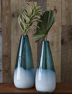 Vintage decorative vases