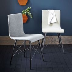 Crisscross Dining Chair, Stone Washed Canvas, Sand