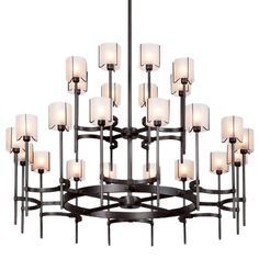 Buy Aureole Chandelier from Solis Betancourt & Sherrill on Dering Hall