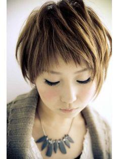 【閲覧数NO.1】スタイリッシュショート - 24時間いつでもWEB予約OK!ヘアスタイル10万点以上掲載!お気に入りの髪型、人気のヘアスタイルを探すならKirei Style[キレイスタイル]で。